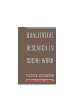 Abbildung von Sherman / Reid | Qualitative Research in Social Work | 1994