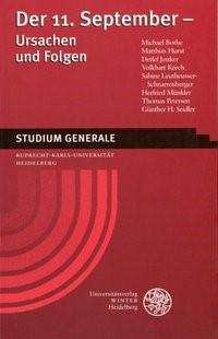 Der 11. September - Ursachen und Folgen, 2003 | Buch (Cover)