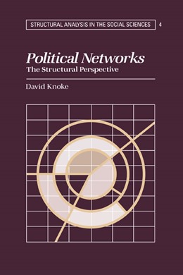Abbildung von Knoke | Political Networks | 1990 | The Structural Perspective | 4