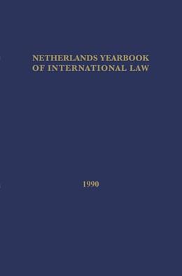 Abbildung von Netherlands Yearbook of International Law 1990 | 1989