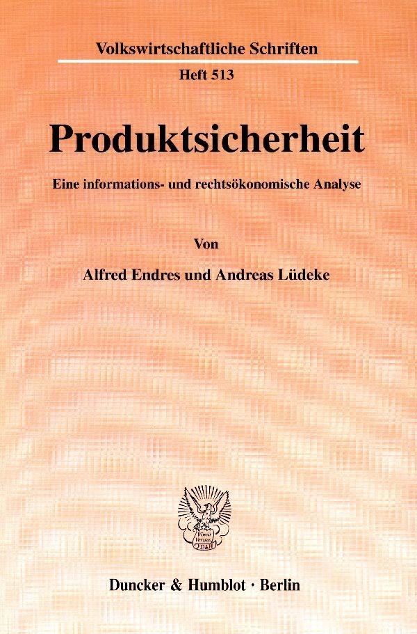 Produktabbildung für 978-3-428-10230-3
