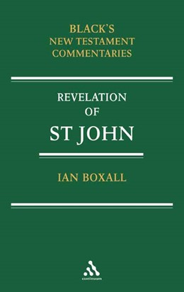 Abbildung von Boxall | A Commentary on the Revelation of St John | 2006