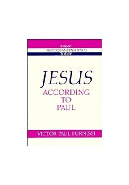 Abbildung von Furnish   Jesus according to Paul   1993