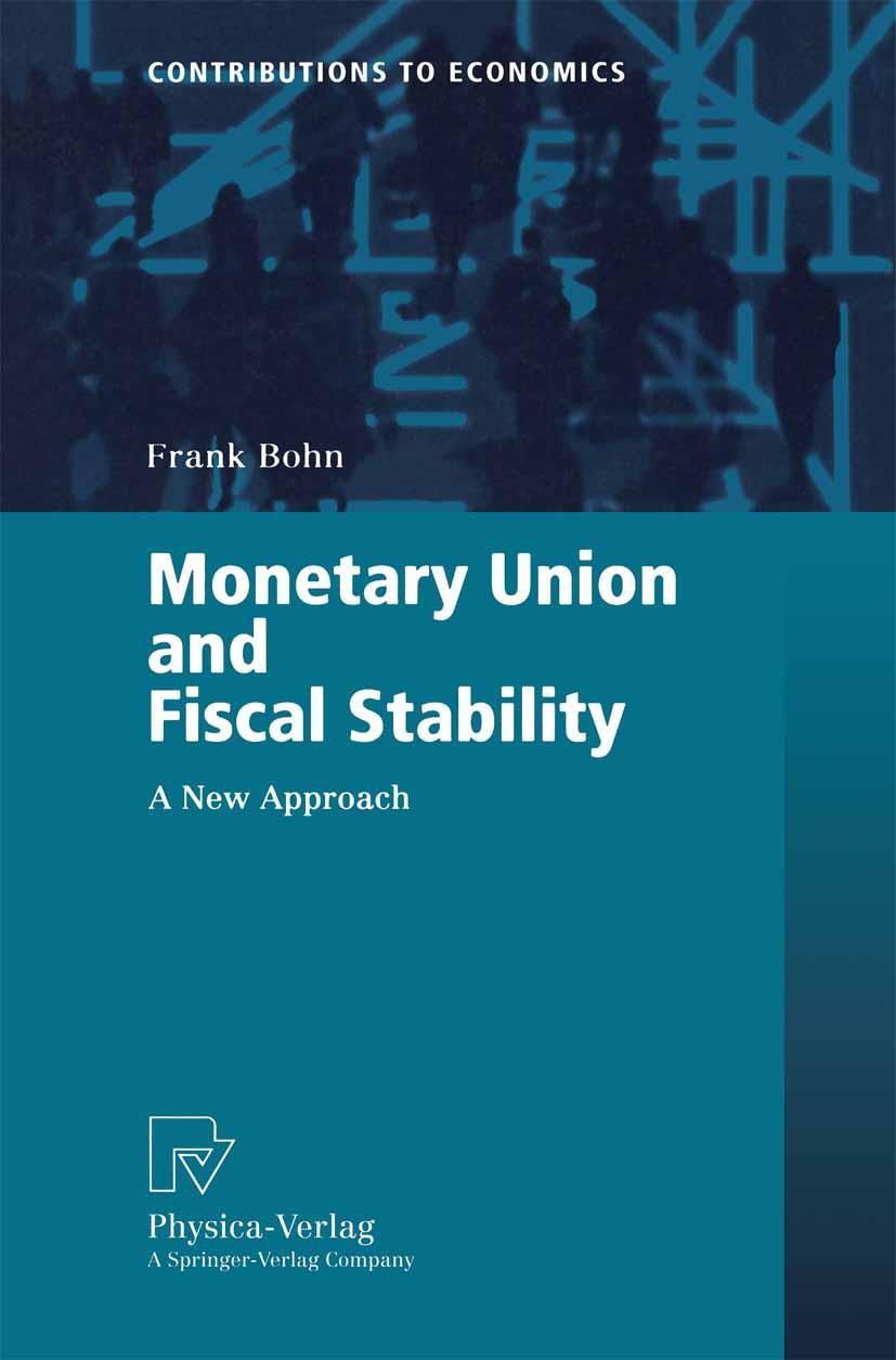 Abbildung von Bohn   Monetary Union and Fiscal Stability   2000
