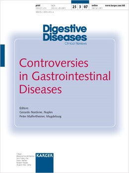 Abbildung von Nardone / Malfertheiner | Controversies in Gastrointestinal Diseases | 2007 | 8th European Bridging Meeting ...