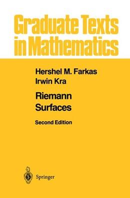 Abbildung von Farkas / Kra   Riemann Surfaces   1991   71