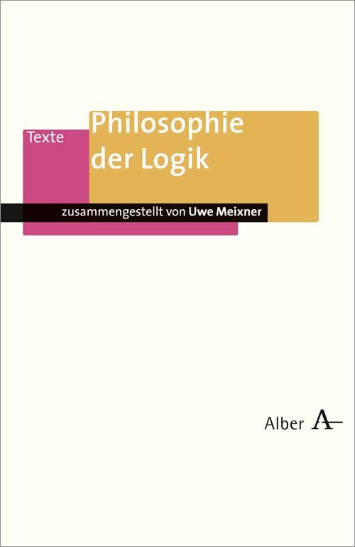 Abbildung von Meixner   Philosophie der Logik   2003