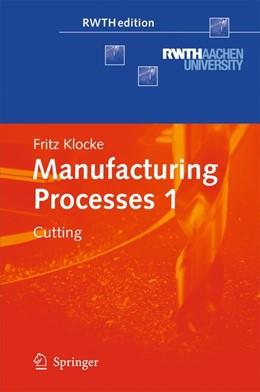 Abbildung von Klocke | Manufacturing Processes 1 | 1. Auflage | 2011 | beck-shop.de