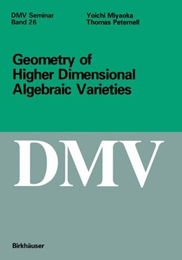 Abbildung von Peternell / Miyaoka | Geometry of Higher Dimensional Algebraic Varieties | 1997 | 26