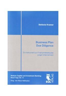 Abbildung von Kramer   Business Plan Due Diligence   2008