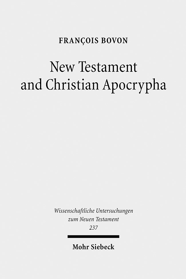 New Testament and Christian Apocrypha | Bovon, 2009 | Buch (Cover)