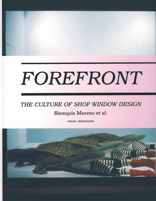 Forefront   Moreno, 2005   Buch (Cover)