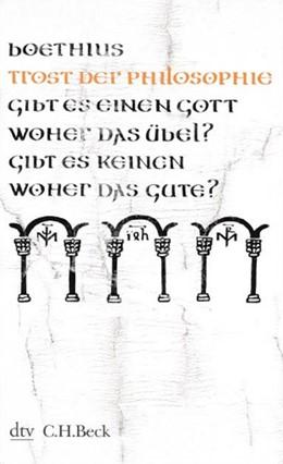Abbildung von Boethius / Flasch | Trost der Philosophie | 2005 | Mit einem Nachwort von Kurt Fl...