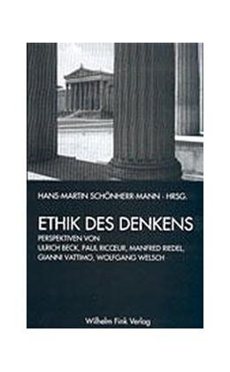 Abbildung von Knoll / Schönherr-Mann | Ethik des Denkens | 2000 | Perspektiven von Ulrich Beck, ...