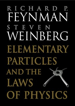 Abbildung von Feynman / Weinberg   Elementary Particles and the Laws of Physics   1999   The 1986 Dirac Memorial Lectur...
