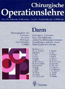 Abbildung von Kremer / Platzer / Schreiber / Weller   Band 6: Darm Dünndarm, Dickdarm, Ileus, Pilonidalsinus, Akute Durchblutungsstör   1992   . Zus.-Arb.: Herausgegeben von...