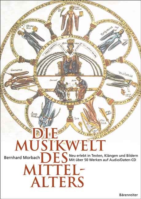 Die Musikwelt des Mittelalters | Morbach, 2004 | Buch (Cover)