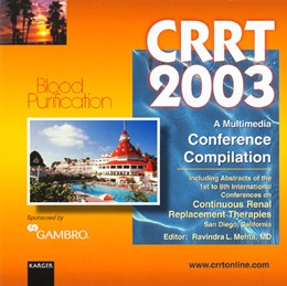 Abbildung von Mehta | CRRT 2003 - A Multimedia Conference Compilation | 2003 | Including Abstracts of the 1st...