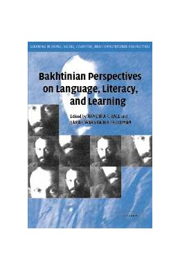 Abbildung von Ball / Freedman | Bakhtinian Perspectives on Language, Literacy, and Learning | 2004