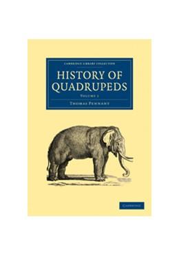 Abbildung von Pennant | History of Quadrupeds 2 Volume Set | 2009