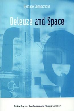 Abbildung von Buchanan / Lambert | Deleuze and Space | 2005