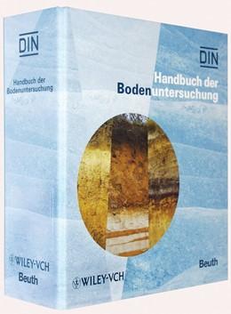 Abbildung von DIN | Handbuch der Bodenuntersuchung | 1. Auflage | 2018 | beck-shop.de