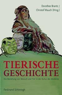 Tierische Geschichte | Brantz / Mauch, 2009 | Buch (Cover)