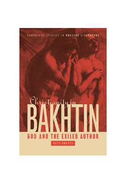 Abbildung von Coates | Christianity in Bakhtin | 1999 | God and the Exiled Author