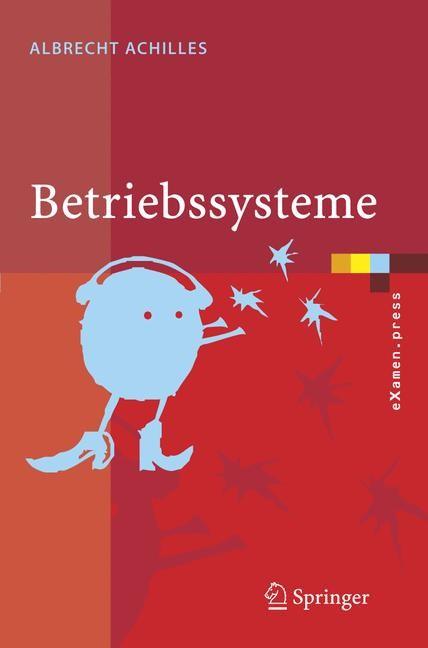 Betriebssysteme | Achilles, 2005 | Buch (Cover)
