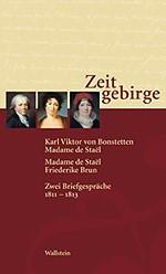 Zeitgebirge | Bonstetten / Walser, 2005 | Buch (Cover)