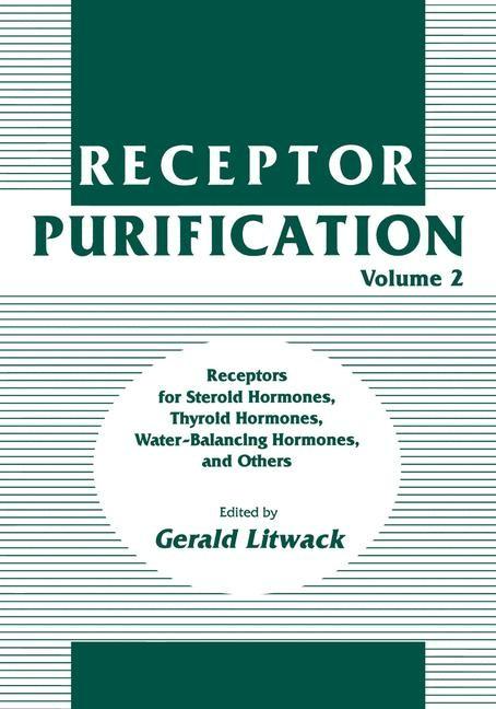 Abbildung von Litwack | Receptor Purification | 1990