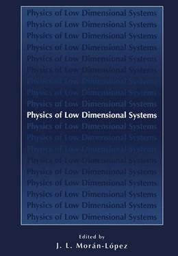 Abbildung von Morán-López | Physics of Low Dimensional Systems | 2001