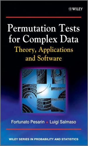 Abbildung von Pesarin / Salmaso | Permutation Tests for Complex Data | 1. Auflage | 2010