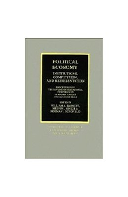 Abbildung von Barnett / Schofield / Hinich | Political Economy: Institutions, Competition and Representation | 1993 | Proceedings of the Seventh Int... | 7