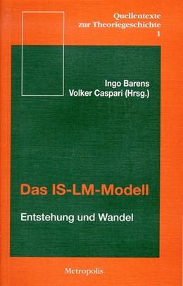 Abbildung von Hicks / Patinkin / Modigliani | Das IS-IM-Modell: Entstehung und Wandel