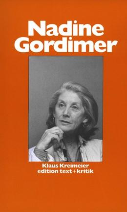 Abbildung von Kreimeier | Nadine Gordimer | 1991