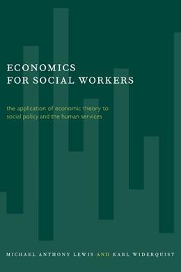 Abbildung von Lewis / Widerquist | Economics for Social Workers | 2002