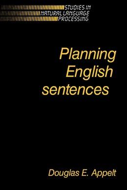 Abbildung von Appelt | Planning English Sentences | 1992