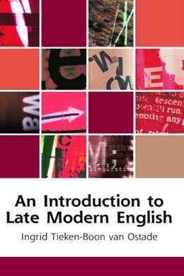 Abbildung von Tieken-Boon van Ostade | An Introduction to Late Modern English | 2009