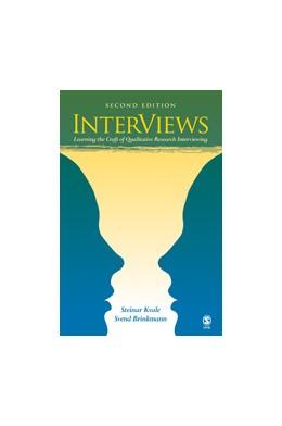 Abbildung von Kvale / Brinkmann | InterViews | Second Edition | 2008 | Learning the Craft of Qualitat...