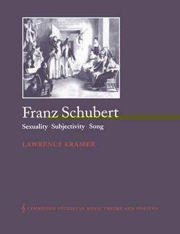 Abbildung von Kramer   Franz Schubert   2003   Sexuality, Subjectivity, Song   13