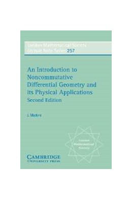 Abbildung von Madore | An Introduction to Noncommutative Differential Geometry and its Physical Applications | 2nd ed. | 1999 | 257