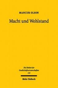 Macht und Wohlstand | Olson | Studienausgabe, 2003 | Buch (Cover)