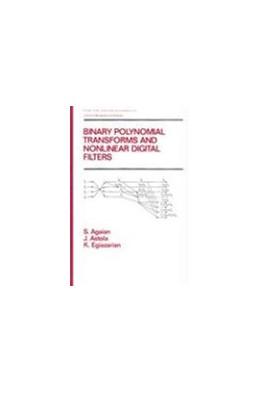 Abbildung von Agaian / Astola / Egiazarian   Binary Polynomial Transforms and Non-Linear Digital Filters   1995   191