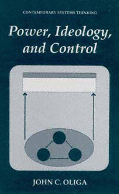 Power, Ideology, and Control | Oliga, 1996 | Buch (Cover)