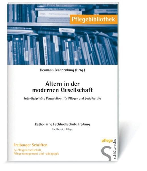 Altern in der modernen Gesellschaft | Brandenburg, 2004 (Cover)