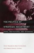 Abbildung von Trubowitz / Goldman / Rhodes | The Politics of Strategic Adjustment | 1998