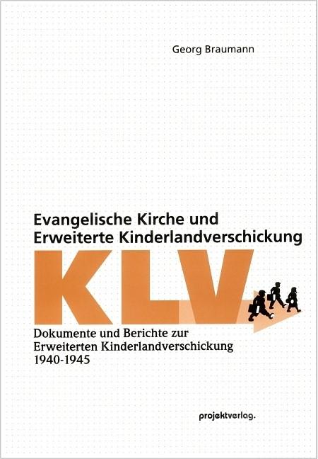Evangelische Kirche und Erweiterte Kinderlandverschickung   Braumann, 2004   Buch (Cover)