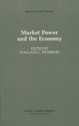 Abbildung von Peterson | Market Power and the Economy | 1988 | Industrial, Corporate, Governm... | 15