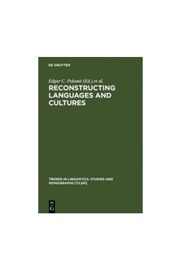 Abbildung von Polomé / Winter | Reconstructing Languages and Cultures | Reprint 2011 | 1992
